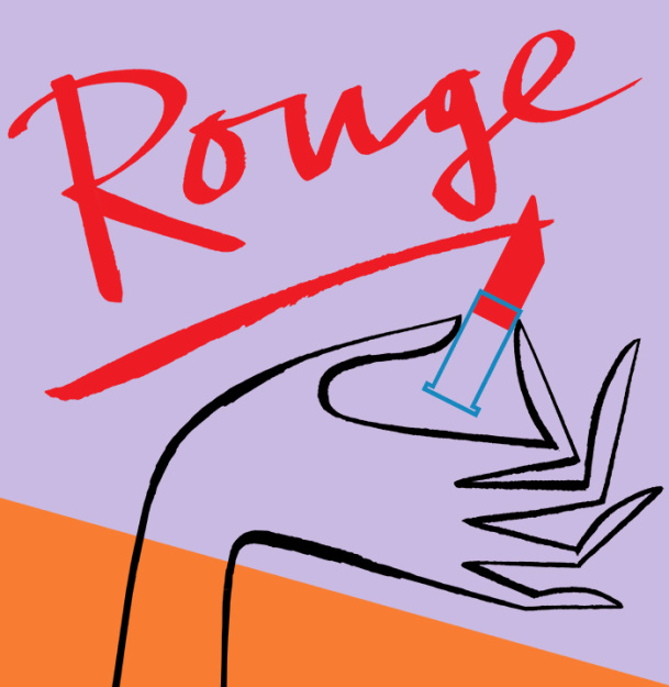 rouge+